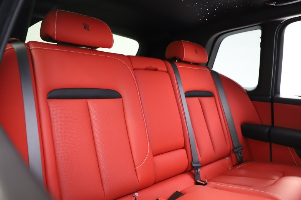 Used 2021 Rolls-Royce Cullinan for sale Call for price at Maserati of Greenwich in Greenwich CT 06830 20