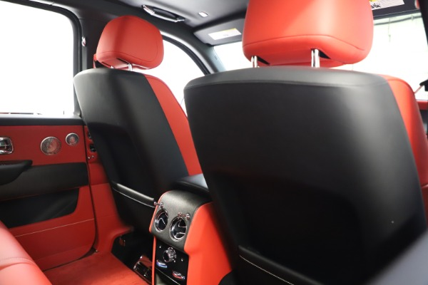 Used 2021 Rolls-Royce Cullinan for sale Call for price at Maserati of Greenwich in Greenwich CT 06830 22