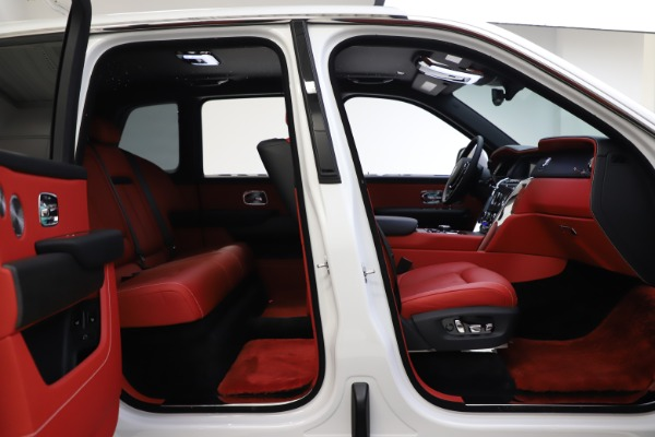 Used 2021 Rolls-Royce Cullinan for sale Call for price at Maserati of Greenwich in Greenwich CT 06830 26