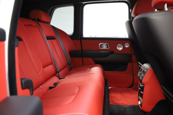 Used 2021 Rolls-Royce Cullinan for sale Call for price at Maserati of Greenwich in Greenwich CT 06830 28