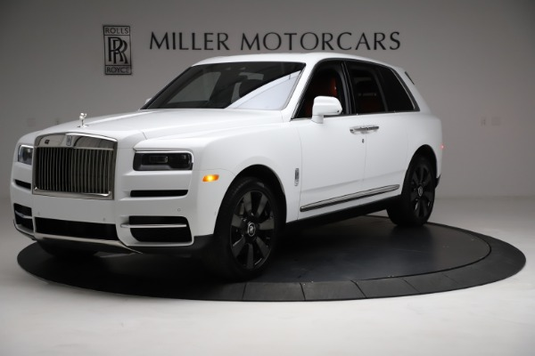 New 2021 Rolls-Royce Cullinan for sale $378,525 at Maserati of Greenwich in Greenwich CT 06830 3