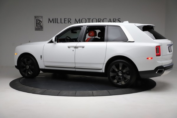 New 2021 Rolls-Royce Cullinan for sale $378,525 at Maserati of Greenwich in Greenwich CT 06830 6