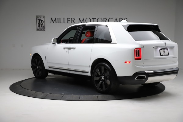 New 2021 Rolls-Royce Cullinan for sale $378,525 at Maserati of Greenwich in Greenwich CT 06830 7
