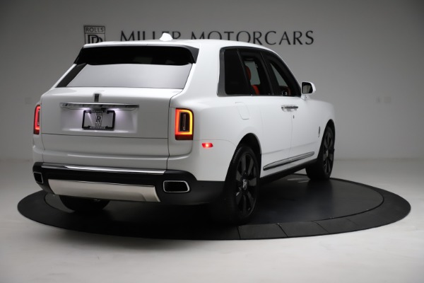 New 2021 Rolls-Royce Cullinan for sale $378,525 at Maserati of Greenwich in Greenwich CT 06830 9