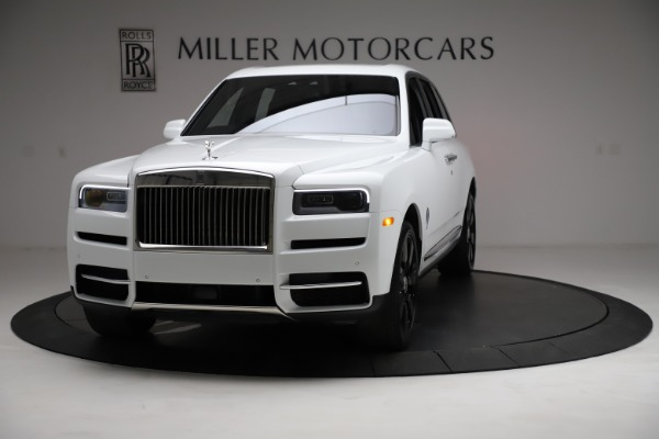 New 2021 Rolls-Royce Cullinan for sale $378,525 at Maserati of Greenwich in Greenwich CT 06830 1