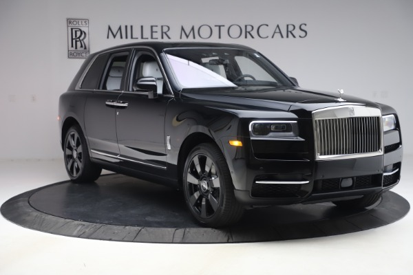 New 2021 Rolls-Royce Cullinan for sale Sold at Maserati of Greenwich in Greenwich CT 06830 11