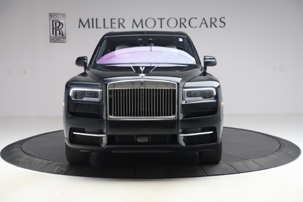 New 2021 Rolls-Royce Cullinan for sale Sold at Maserati of Greenwich in Greenwich CT 06830 12