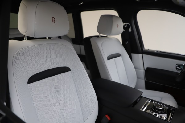 New 2021 Rolls-Royce Cullinan for sale Sold at Maserati of Greenwich in Greenwich CT 06830 14