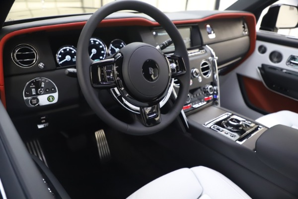 New 2021 Rolls-Royce Cullinan for sale Sold at Maserati of Greenwich in Greenwich CT 06830 15