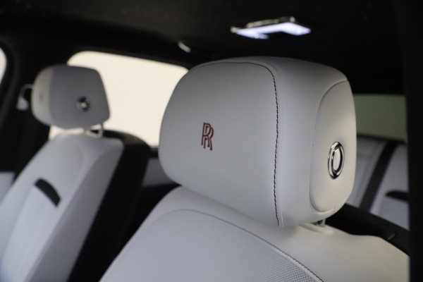 New 2021 Rolls-Royce Cullinan for sale Sold at Maserati of Greenwich in Greenwich CT 06830 23