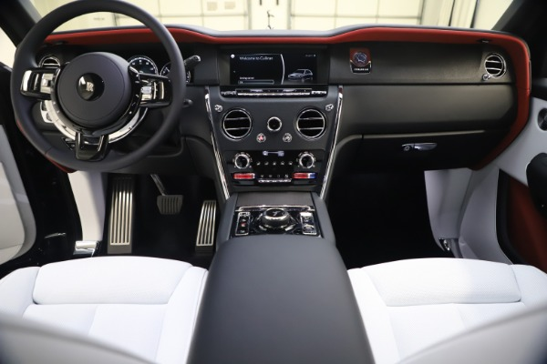 New 2021 Rolls-Royce Cullinan for sale Sold at Maserati of Greenwich in Greenwich CT 06830 27