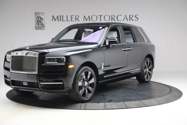 New 2021 Rolls-Royce Cullinan for sale $369,975 at Maserati of Greenwich in Greenwich CT 06830 3