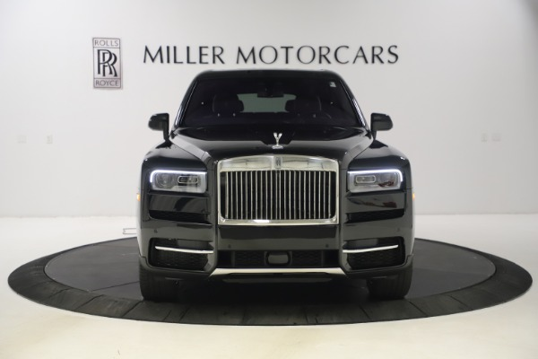New 2021 Rolls-Royce Cullinan for sale $372,725 at Maserati of Greenwich in Greenwich CT 06830 11