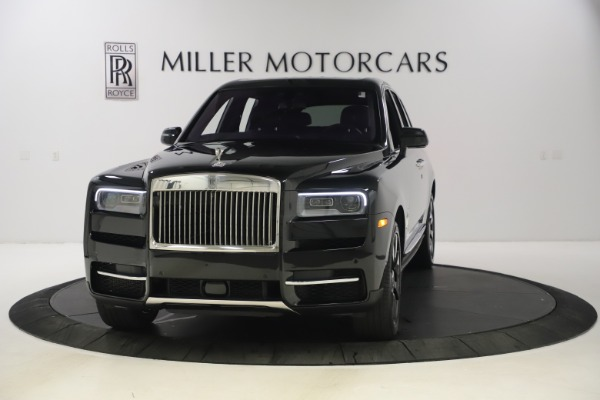 New 2021 Rolls-Royce Cullinan for sale $372,725 at Maserati of Greenwich in Greenwich CT 06830 2