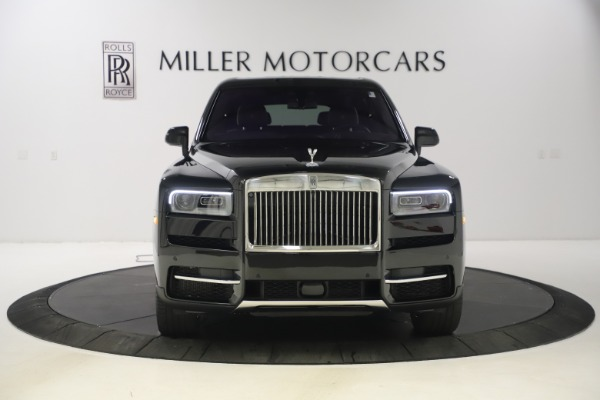 New 2021 Rolls-Royce Cullinan for sale $372,725 at Maserati of Greenwich in Greenwich CT 06830 3