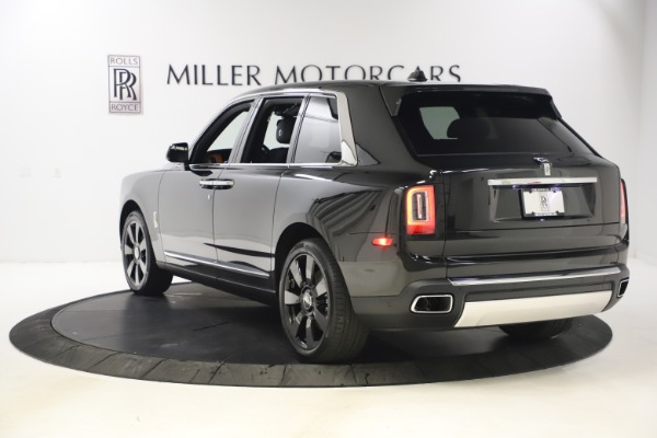New 2021 Rolls-Royce Cullinan for sale $372,725 at Maserati of Greenwich in Greenwich CT 06830 6