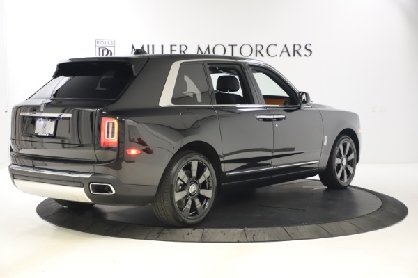 New 2021 Rolls-Royce Cullinan Base for sale $372,725 at Maserati of Greenwich in Greenwich CT 06830 8
