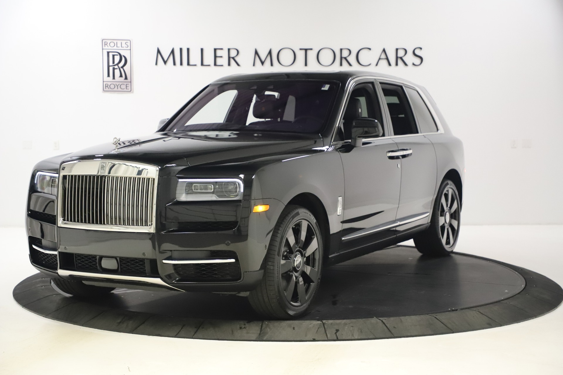 New 2021 Rolls-Royce Cullinan Base for sale $372,725 at Maserati of Greenwich in Greenwich CT 06830 1