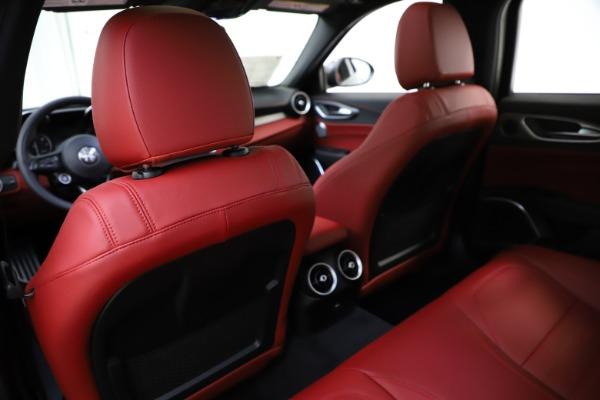 New 2020 Alfa Romeo Giulia Ti Sport Q4 for sale $48,595 at Maserati of Greenwich in Greenwich CT 06830 20