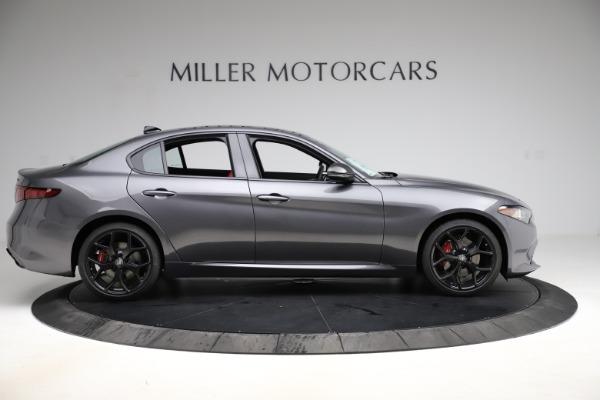 New 2020 Alfa Romeo Giulia Ti Sport Q4 for sale $48,595 at Maserati of Greenwich in Greenwich CT 06830 9