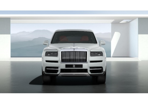 New 2021 Rolls-Royce Cullinan for sale $376,925 at Maserati of Greenwich in Greenwich CT 06830 2