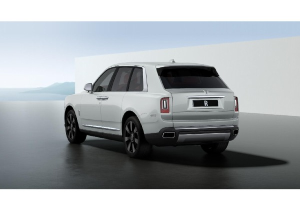 New 2021 Rolls-Royce Cullinan for sale $376,925 at Maserati of Greenwich in Greenwich CT 06830 3