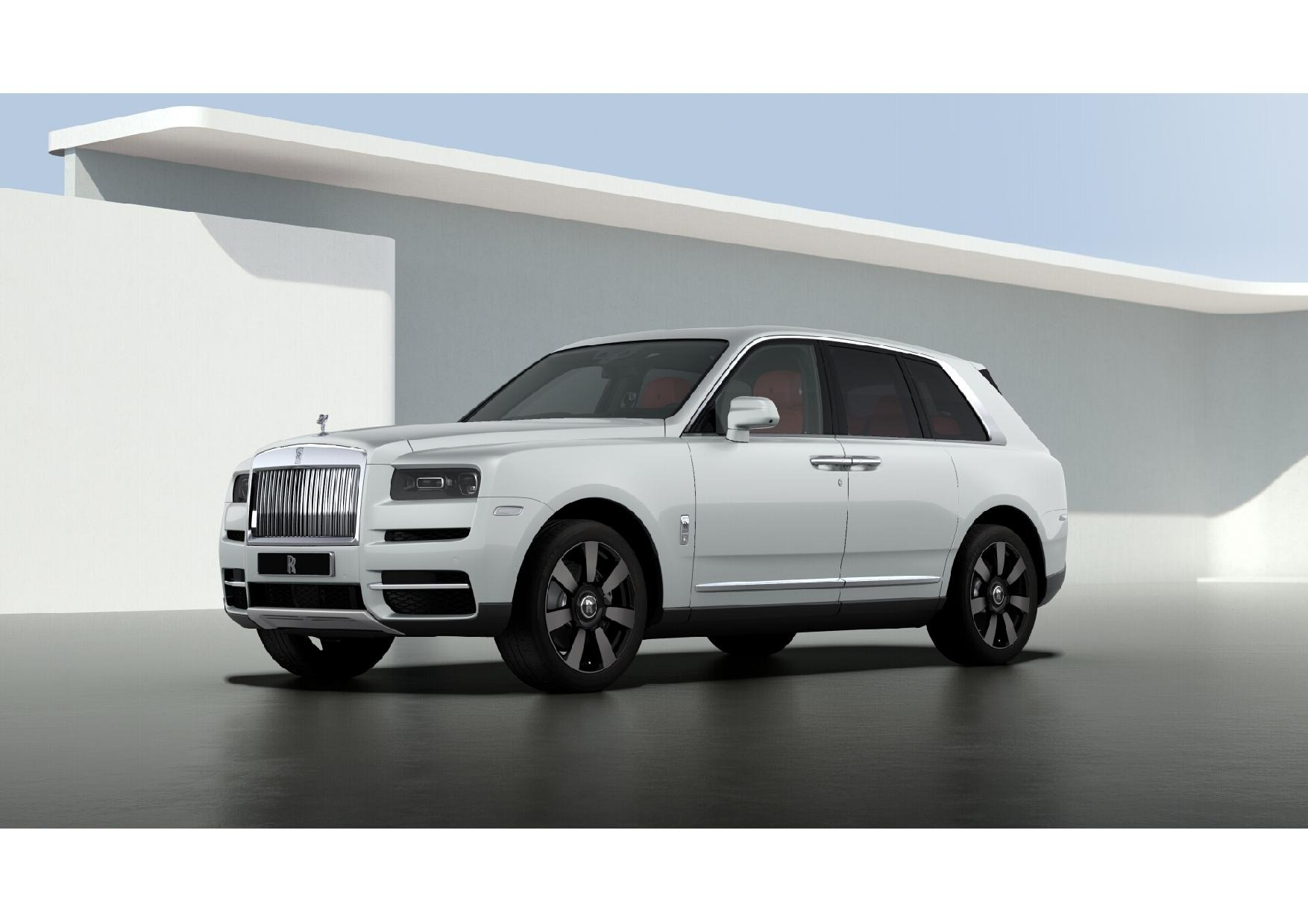 New 2021 Rolls-Royce Cullinan for sale $376,925 at Maserati of Greenwich in Greenwich CT 06830 1