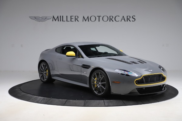 Used 2017 Aston Martin V12 Vantage S for sale $185,900 at Maserati of Greenwich in Greenwich CT 06830 10