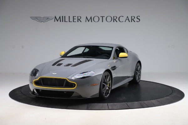 Used 2017 Aston Martin V12 Vantage S for sale $185,900 at Maserati of Greenwich in Greenwich CT 06830 12