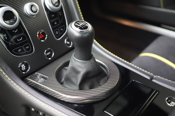 Used 2017 Aston Martin V12 Vantage S for sale $185,900 at Maserati of Greenwich in Greenwich CT 06830 17