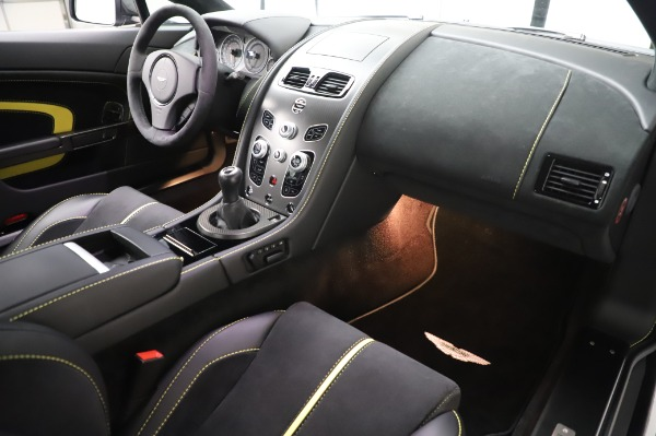 Used 2017 Aston Martin V12 Vantage S for sale $185,900 at Maserati of Greenwich in Greenwich CT 06830 18