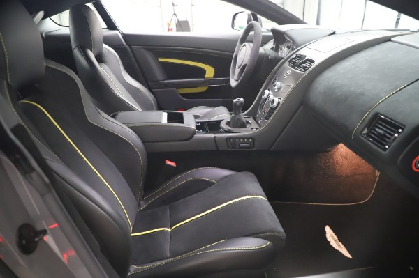 Used 2017 Aston Martin V12 Vantage S for sale $185,900 at Maserati of Greenwich in Greenwich CT 06830 19