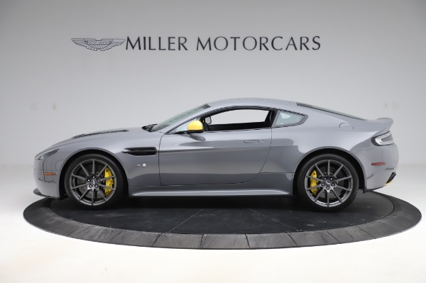 Used 2017 Aston Martin V12 Vantage S for sale $185,900 at Maserati of Greenwich in Greenwich CT 06830 2