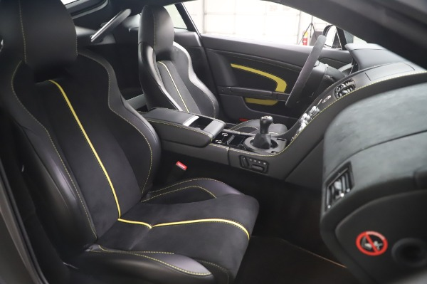 Used 2017 Aston Martin V12 Vantage S for sale $185,900 at Maserati of Greenwich in Greenwich CT 06830 20