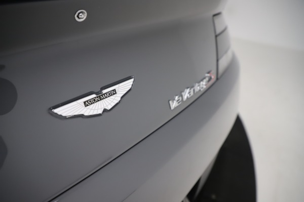 Used 2017 Aston Martin V12 Vantage S for sale $185,900 at Maserati of Greenwich in Greenwich CT 06830 24