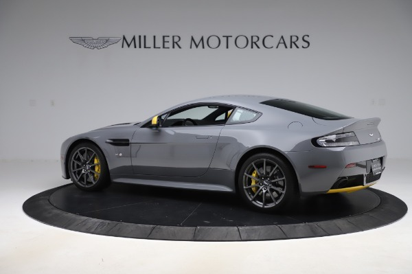 Used 2017 Aston Martin V12 Vantage S for sale $185,900 at Maserati of Greenwich in Greenwich CT 06830 3