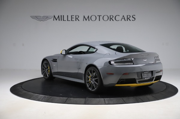 Used 2017 Aston Martin V12 Vantage S for sale $185,900 at Maserati of Greenwich in Greenwich CT 06830 4