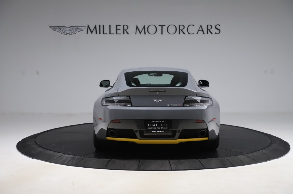 Used 2017 Aston Martin V12 Vantage S for sale $185,900 at Maserati of Greenwich in Greenwich CT 06830 5