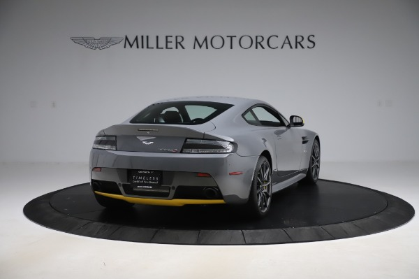 Used 2017 Aston Martin V12 Vantage S for sale $185,900 at Maserati of Greenwich in Greenwich CT 06830 6