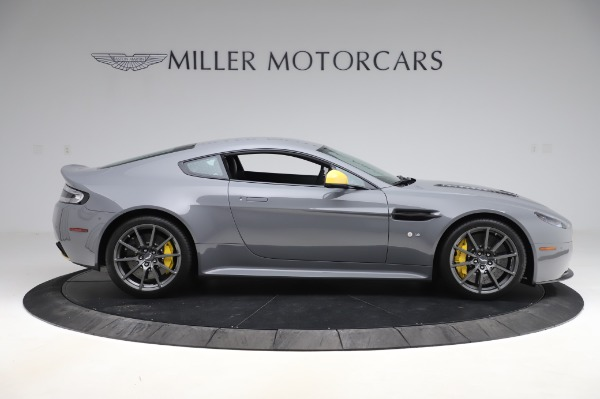 Used 2017 Aston Martin V12 Vantage S for sale $185,900 at Maserati of Greenwich in Greenwich CT 06830 8