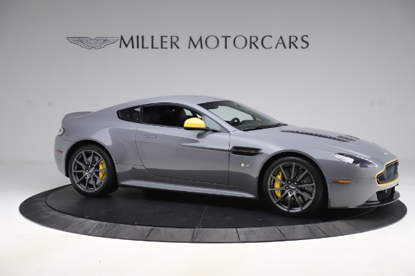 Used 2017 Aston Martin V12 Vantage S for sale $185,900 at Maserati of Greenwich in Greenwich CT 06830 9