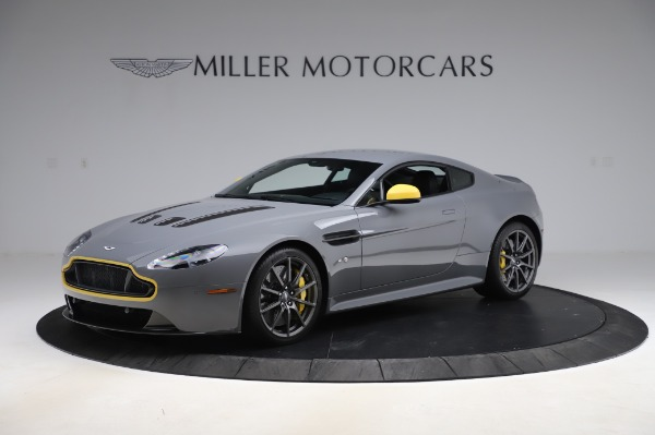 Used 2017 Aston Martin V12 Vantage S for sale $185,900 at Maserati of Greenwich in Greenwich CT 06830 1