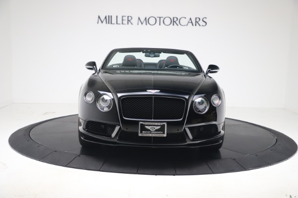 Used 2014 Bentley Continental GT Convertible V8 S for sale $109,900 at Maserati of Greenwich in Greenwich CT 06830 10