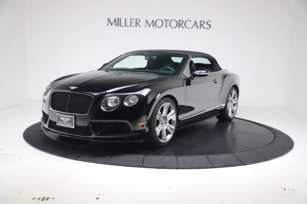 Used 2014 Bentley Continental GTC V8 S for sale $109,900 at Maserati of Greenwich in Greenwich CT 06830 11