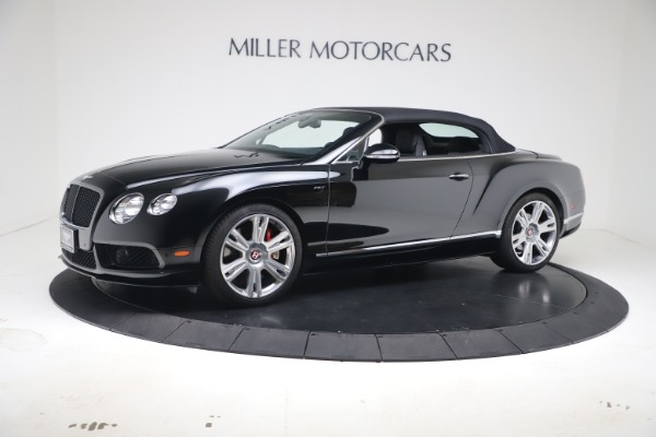 Used 2014 Bentley Continental GTC V8 S for sale $109,900 at Maserati of Greenwich in Greenwich CT 06830 12