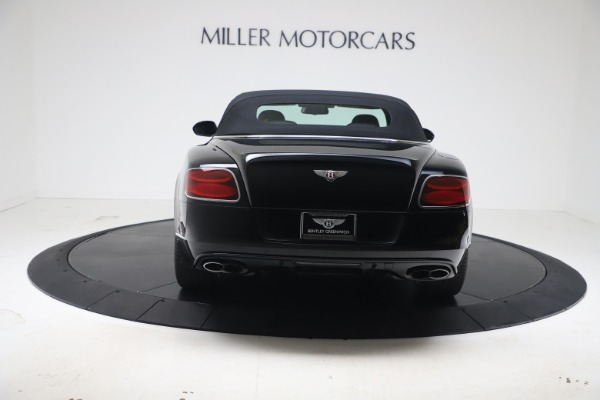 Used 2014 Bentley Continental GT Convertible V8 S for sale $109,900 at Maserati of Greenwich in Greenwich CT 06830 15