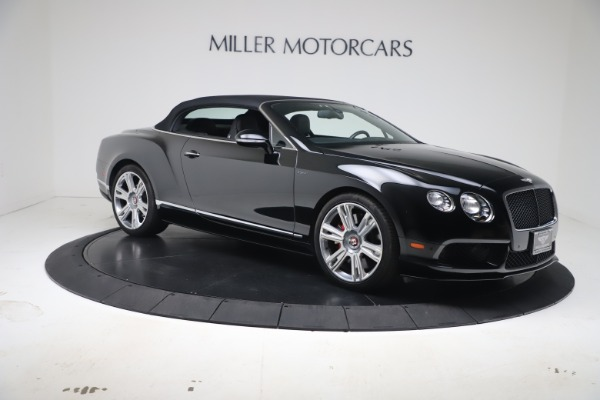 Used 2014 Bentley Continental GT Convertible V8 S for sale $109,900 at Maserati of Greenwich in Greenwich CT 06830 18