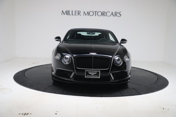 Used 2014 Bentley Continental GTC V8 S for sale $109,900 at Maserati of Greenwich in Greenwich CT 06830 20