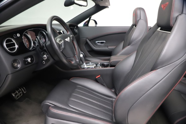 Used 2014 Bentley Continental GTC V8 S for sale $109,900 at Maserati of Greenwich in Greenwich CT 06830 25