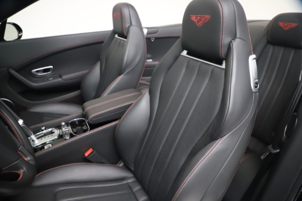 Used 2014 Bentley Continental GTC V8 S for sale $109,900 at Maserati of Greenwich in Greenwich CT 06830 26